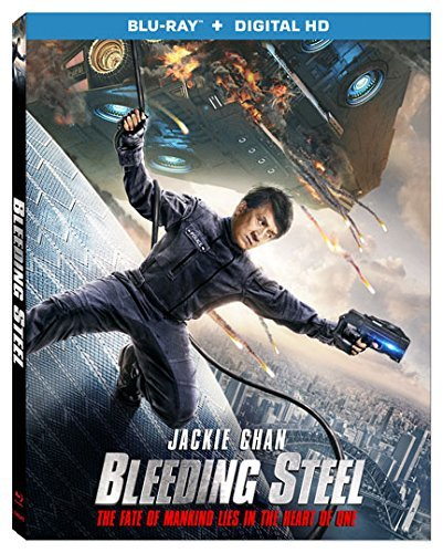 Jackie Chan Stars in BLEEDING STEEL Coming to Blu-Ray and Digital in August!