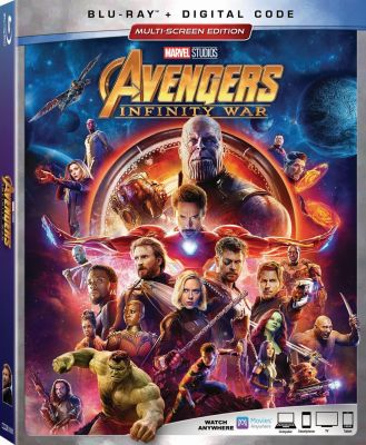 Blu-Ray and Digital Details Confirmed for MARVEL'S AVENGERS: INFINITY WAR!