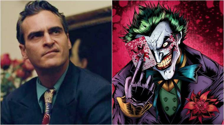 WB and DC Officially Announce JOKER Origin Film Starring Joaquin Phoenix