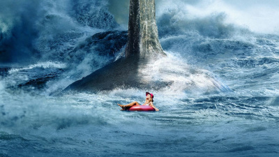 THE MEG: New Promotional Posters and TV Spots Debut for Statham's Shark Thriller!