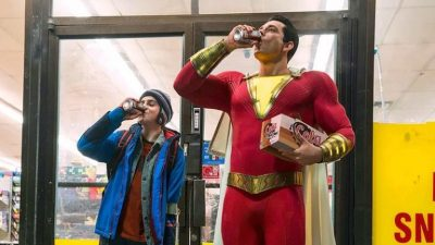 SDCC: Billy Batson Says the Word that will Unleash a Superhero in the Official Trailer for SHAZAM!