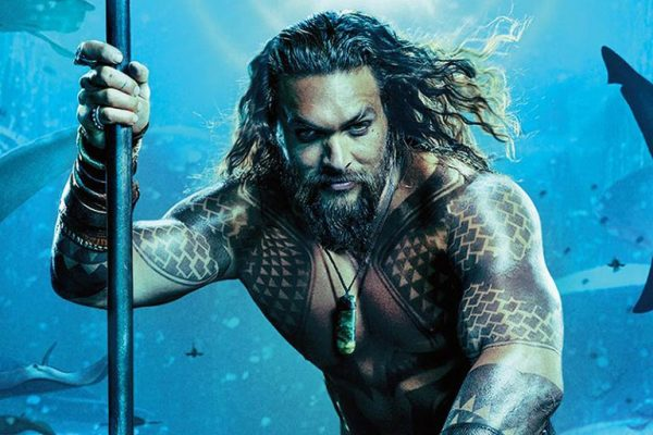 SDCC: Jason Momoa Finally Takes to the Seas in the Official Trailer for DC's AQUAMAN!