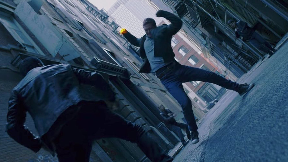 SDCC: IRON FIST has Returned in the Official Trailer for Season 2!