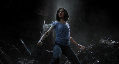 ALITA: BATTLE ANGEL- A New Heroine has Arrived in the Official Trailer for Robert Rodriguez's Film!