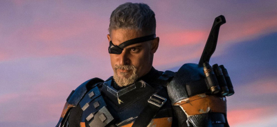 JOE MANGANIELLO Confirms that DC's DEATHSTROKE is Still In The Works!