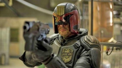 The Pilot Script for JUDGE DREDD: MEGA-CITY ONE is Complete and the TV Series is Moving Forward!
