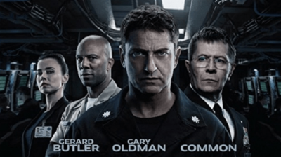 HUNTER KILLER: Gerard Butler Goes to Battle Stations in the Official New Trailer!