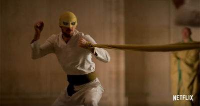 IRON FIST: Danny Rand has a Bad Flashback in the 2nd Trailer for Season 2!