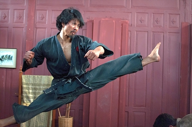 THE ACTION FIX: Kane Kosugi Steps Out of His Father's Legendary Shadow