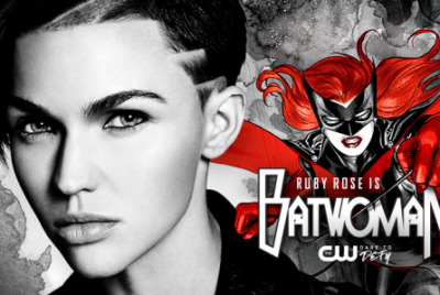 The CW Casts Ruby Rose as BATWOMAN!