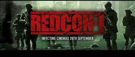 REDCON-1: War has Evolved in the Kick Ass Trailer for the UK Zombie Action-Thriller