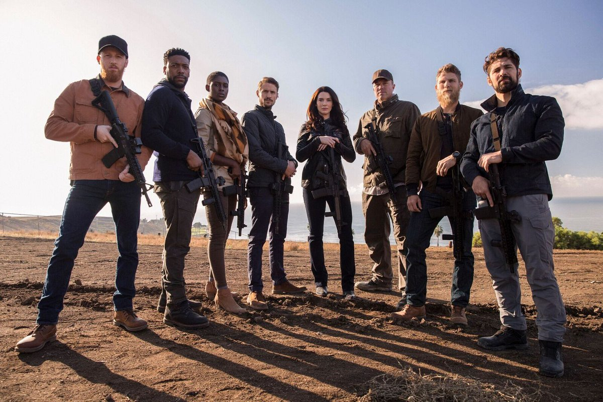 THE LAST SHIP-Season 5: It's Time for One Last Fight in the Final Season of TNT's Action Series!