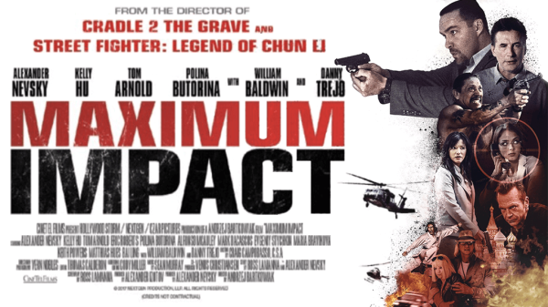 MAXIMUM IMPACT: Alexander Nevsky and Mark Dacascos Face Off in the Official Domestic Trailer!