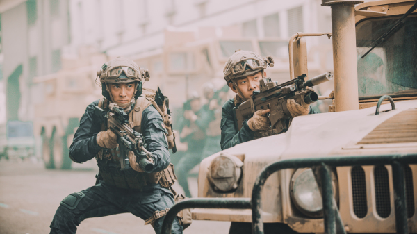 Cine Asia Presents the Action-Packed Hit OPERATION RED SEA on Blu-ray, DVD and Digital this October