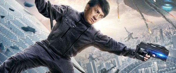 BLU-RAY GIVEAWAY CONTEST! Win One of Two Copies of Jackie Chan's BLEEDING STEEL!