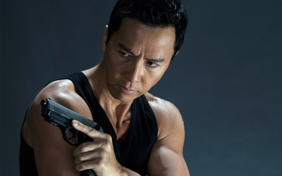 Donnie Yen Talks BIG BROTHER, MULAN and SLEEPING DOGS!