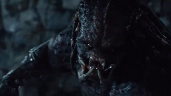 The Ultimate Predator has Arrived in the New TV Spot for the Upcoming THE PREDATOR!