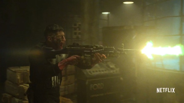 The Synopsis for Season 2 of MARVEL'S THE PUNISHER is Here!