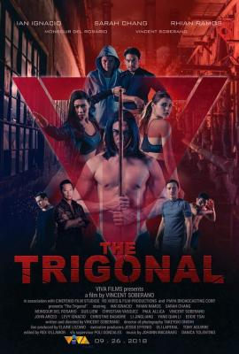 The Best of the Best Assemble On the New Poster for THE TRIGONAL!