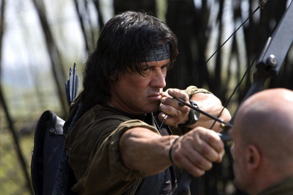 GET THE GRINGO's ADRIAN GRUNBERG Tapped to Helm RAMBO V