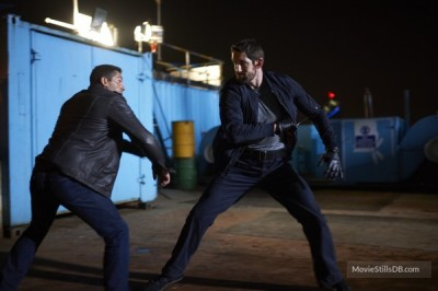 THE ACTION FIX: Scott Adkins and Stu Bennett Deliver the Brutal Fisticuffs in ELIMINATORS!