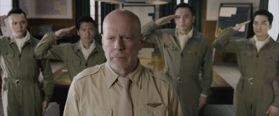 Bruce Willis and Adrien Brody Star in the WWII Action-Thriller AIR STRIKE