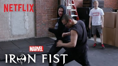 IRON FIST-SEASON 2: Get Behind the Action with Two New Featurettes for the September 7th Release!