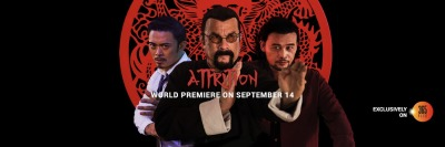 365Flix to Release Steven Seagal's Newest Action-Thriller ATTRITION