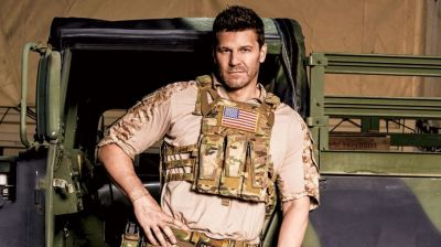 SEAL TEAM'S David Boreanaz is Ready to Rock New York Comic Con!!!