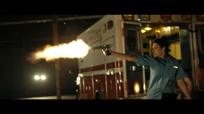DANGER ONE: One Dead Body Leads to One Long Night in the New Rapid Fire Action-Comedy