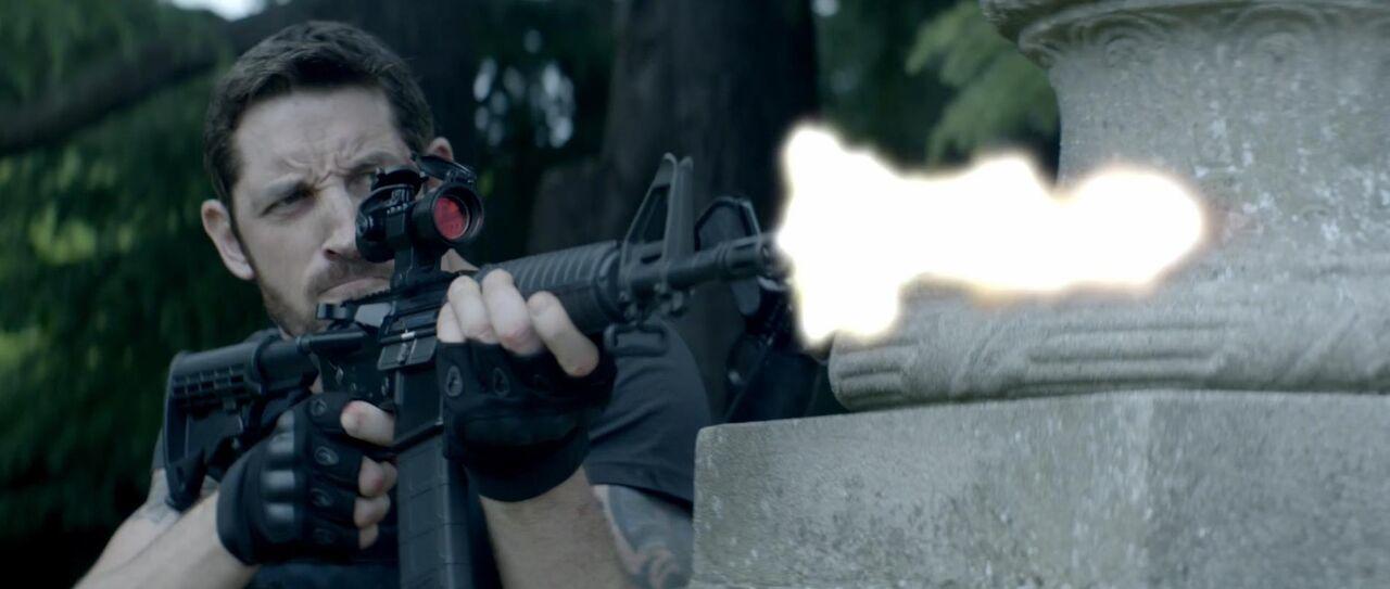 Stu Bennett Set to Return as John Gold in VENGEANCE 2!