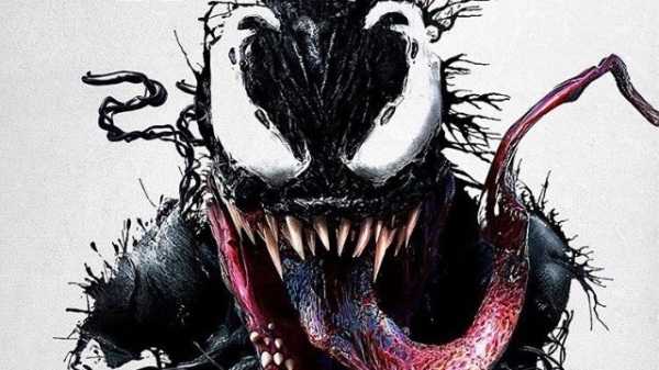 The VENOM IMAX Poster is All Tongue for the Upcoming Comic Book Adaptation!