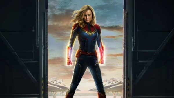 It's Higher, Further and Faster for CAPTAIN MARVEL in the 1st Trailer for the MCU's Latest Entry!