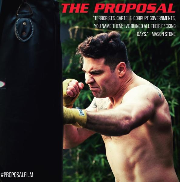 The Homage to 80's & 90's Action THE PROPOSAL is Ready to Strike the Sitges Film Festival!