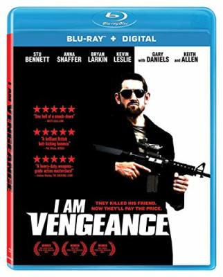 Home Video: I AM VENGEANCE Blasts Onto Blu-Ray and DVD in October!