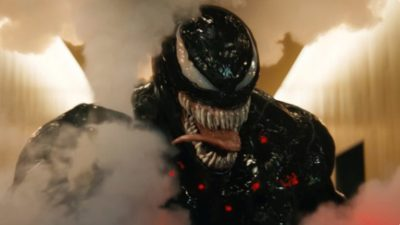 VENOM is Turned Loose in an Action-Packed Clip for the New Comic Book Thriller!