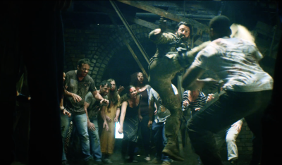 Don't Miss the British Martial Arts/Action/Horror Film REDCON-1 On the Big Screen! (Out Now)