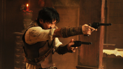 BUFFALO BOYS: The Indonesian Western Action Epic Hits America in 2019!