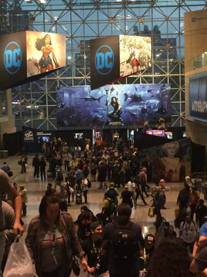 Check Out the New AQUAMAN Extended Video with Exclusive NYCC Floor Photos!
