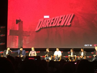 NYCC 2018: The Devil Arrives as DAREDEVIL: SEASON 3 Invades the Con- Exclusive Panel Photos!