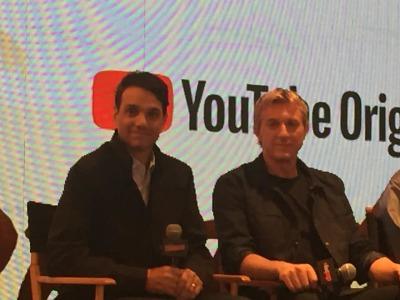 NYCC 2018: Ralph Macchio & William Zabka Talk COBRA KAI! Exclusive Panel Photos!