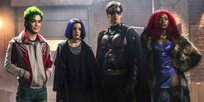 DC UNIVERSE Renews TITANS for Season 2 Ahead of its October 12th Debut!