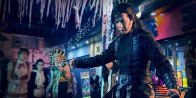 ICEMAN: THE TIME TRAVELER: Donnie Yen Emerges from the Past to Save the Future! New Trailer!