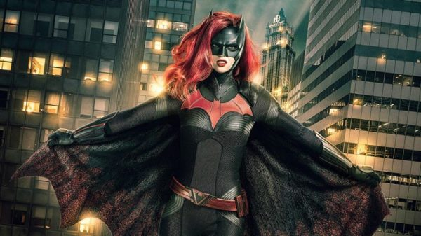 A First Look Image of Ruby Rose in Full BATWOMAN Uniform Surfaces!