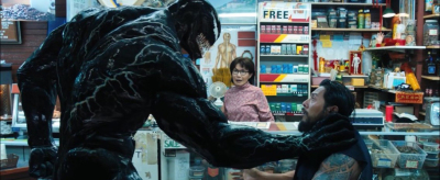 VENOM Keeps its Clutches on First Place for a Second Week in a Row at the Box Office!