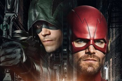 Everything Changes On the New Poster for The CW's DC ELSEWORLDS Crossover Event!