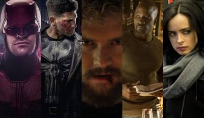 Netflix Offers a Statement on the Future of Their Marvel Television Series