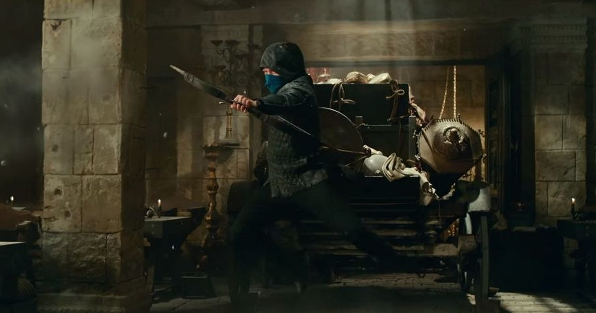 ROBIN HOOD: A Legend is Reborn! Check Out the New Trailer, Poster & Clip for the New Film!