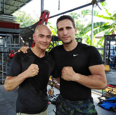 THE DRIVER: Martial Arts Icon Mark Dacascos & Brahim Achabbakhe are Back in the New Action-Thriller!