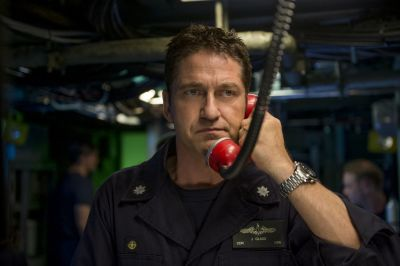 HUNTER KILLER: Gerard Butler Talks about Playing Captain Joe Glass in the New Thriller